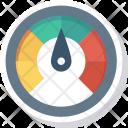 Dashboard Gauge Meter Icon