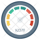 Dashboard Gauge Measure Icon