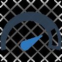 Dashboard Meter Speedometer Icon