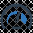 Dashboard Speed Test Icon