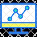 Dashboard Monitor Report Icon