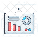 Dashboard Business Performance Barchart Icon
