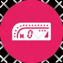 Dashboard Odometer Tripmeter Icon