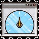 Dashboard Seo Performance Icon