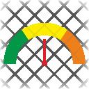 Dashboard Level Statistics Icon