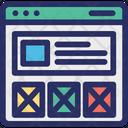 Back Cms Dashboard Icon
