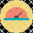 Dashboard Speed Setting Icon