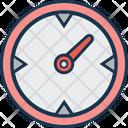 Dashboard Performance Productivity Icon