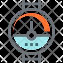Dashboard Measure Meter Icon