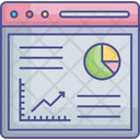 Dashboard Data Analysis Data Analytics Icon