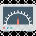 Dashboard Milometer Odometer Icon
