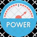 Dashboard Fuel Meter Icon