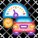 Speed Control Smart Icon