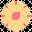 Dashboard Speedometer Velocity Icon