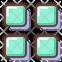 Apps Application Menu Icon