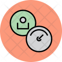 Dashboard User Employee Icon