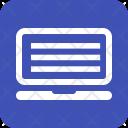 Dashboard Screen Admin Icon