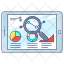 User Panel Dashboard Analytics Analytical Dashboard Icon
