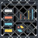 Dashboard Report Report Data Icon