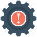 Dashboard Warning Icon