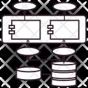Data Architecture Artifact Icon