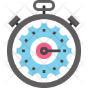 Data Deadline Schedule Icon