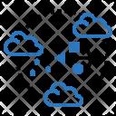 Data Cloud Server Icon