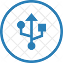 Data Connect Connection Icon