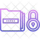 Data Lock Folder Icon