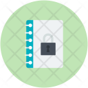 Data Security Diary Icon