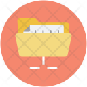 Data Access Folder Icon