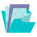 Data Document Folder Icon