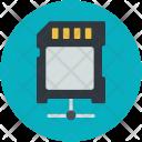 Data Sd Card Icon