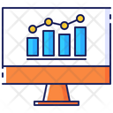 Data Graph Chart Icon