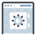 Data Security Safety Icon