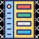 Data Data Server Data Storage Icon