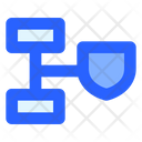 Data Server Security Icon