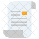 Data Storage File Icon