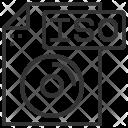 Data Iso Type Icon