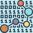 Data Graphic Development Icon