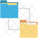Data Folder Exchange Icon