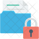Data Safety Folder Icon