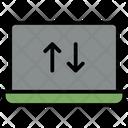 Data Network Database Icon