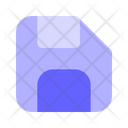 Data Storage Save Icon