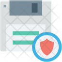 Data Protection Floppy Icon