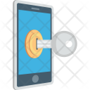 Data Security Key Icon