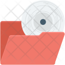 Data Storage Folder Icon