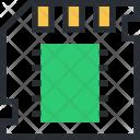 Data Storage Memory Icon