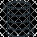 Data Database Data Base Icon