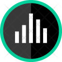 Data Bars Graph Icon